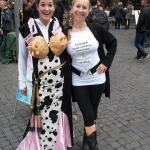 """Soni Suette und Sabine Pankau von """"TierTime"""""""